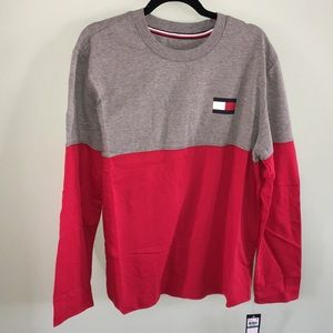 Tommy Hilfiger Men's Sleepwear Shirt